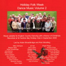 Music suitable for English Country Dancing with a flavour of Christmas recorded at St Audries Bay Holiday Club in September 2008. Led by Aidan Broadbridge & Rod Stradling.